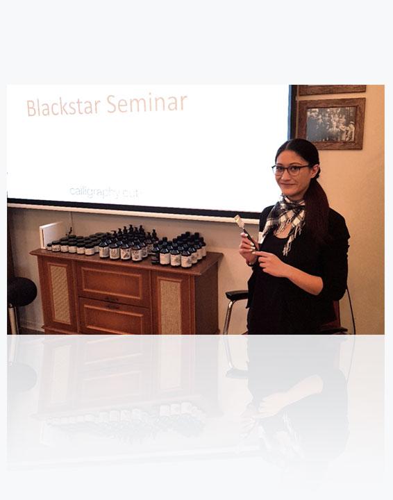 Blackstar Seminar